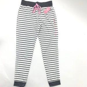 Jenni Women's Striped Pajama Pants NEW